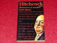 [BIBLIOTHEQUE H.& P.-J. OSWALD] ALFRED HITCHCOCK - HISTOIRES A RENDRE TOUT CHOSE