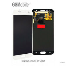 Display Pantalla LCD táctil Samsung Galaxy S7 G930F Modulo Ecran White Original