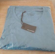 Capsule Men 5XL AZURE BLUE T-shirt X 2
