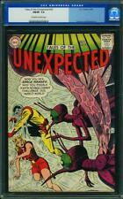 Tales of the Unexpected # 79 (29)..CGC Universal slab 7.0  F-VF grade--bb.1963