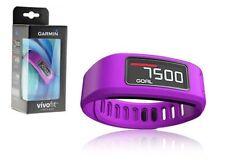 Garmin: Vivofit púrpura HRM Bundle violeta con pulsómetro estándar
