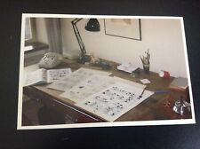 Carte postale Hergé Tintin TBE