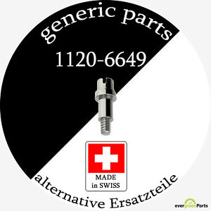 1120-6649 ¦ Screw for setting lever compatible for Rolex 1120 1130 1135 1160