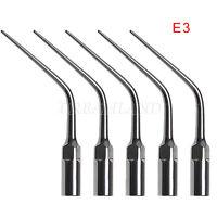 5pc Dental ENDO tips Compatible EMS Woodpecker Ultrasonic Scaler handpiece E3