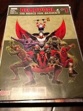 deadpool-Lot--#1 And More!