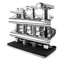 MUHLE Compatible Razor Stand - Solid Stainless Steel - Highest Quality