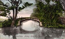 Waltham Abbey. Harold's Bridge by Frith.
