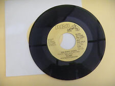 FLAME  too many cooks /  mono  promo copy  NEW OLD STOCK 45