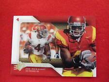 2010 SPX Joe McKnight shadow box football card   USC    sb-jb