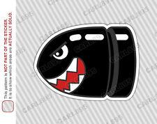 Super Mario Bullet Bill (A) Car Truck SUV Vinyl Bumper Sticker