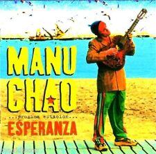 CD - Manu Chao - Próxima Estación... Esperanza (SEALED)