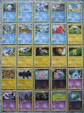 Pokemon TCG Black and White Holo, Rare, Uncommon & Common Cards [Part 2/4]