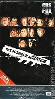 The Poseidon Adventure (VHS, 1991) Gene Hackman, Pamela Sue Martin