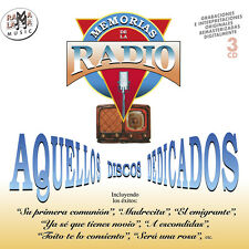 MEMORIAS DE LA RADIO-AQUELLOS DISCOS DEDICADOS VOL.3 -3CD