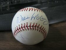 Willie Mays Willie McCovey Juan Marichal Orlando Cepeda Autograph Baseball PSA