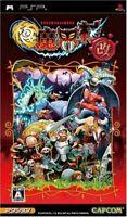 PSP Capcom Goku MakaiMura Kai Portable Sony PlayStation From Japan