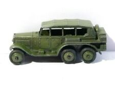 Dinky Meccano 152b Reconnaissance Car Twin Rear Axle PLAY WORN Die Cast Toy