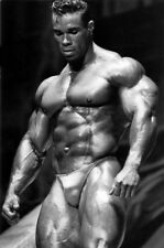"""187 GYM - Dexter Jackson Body Building Muscle Exercise Work Out 14""""x21"""" Poster"""
