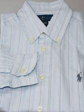 Ralph Lauren Boys' Striped 100% Cotton T-Shirts, Tops & Shirts (2-16 Years)