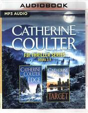 Catherine Coulters FBI Thriller Collection Books 3-4 Unabridged MP3 Audio Books