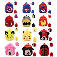 Animal Cartoon Shoulder Bag Kindergarten Schoolbag Backpack kids For Toddler