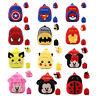 Animal Cartoon Shoulder Bag Kindergarten Schoolbag Backpack For Toddler Kids