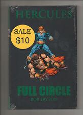 Hercules: Full Circle - Hardcover TPB - (Sealed)