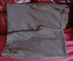 14-15 Years, Boys Charcoal Grey School Trousers x 2 pairs, by Marks and Spencer