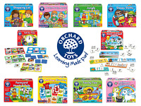 Orchard Toys Educational Games For Kids Choose Game From Drop Down Menu