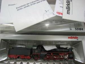Märklin 33184 Dampflokomotive BR 18 427 der DR (hvs19) gebraucht, sehr gut/OV
