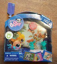 Littlest Pet Shop Postcard Pets Fish 2009