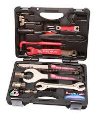 25 tlg. Fahrrad Werkzeugsatz Reparatur Service Rad Werkzeugkoffer Set Radsport