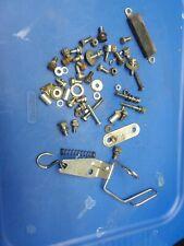 1980 Kawasaki KZ650 LTD miscellaneous bolts brackets and other hardware