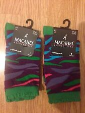Ankle-High Animal Print 2-3 Socks for Women , with Multipack