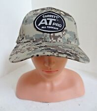 GARRETT  AT PRO ALL TERRAIN CAMO HAT - OTTO - NEW WITHOUT TAGS