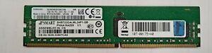 M393A2K40BB1-CRC0Q SAMSUNG 16GB 1Rx4 PC4-2400T DDR4 MEMORY 107-00175