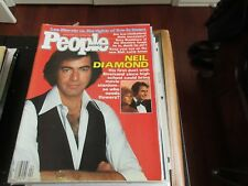 Neil Diamond , PEOPLE MAGAZINE ,1/22/79, Lee Marvin ,Terry Bradshaw ,Lucie Arnaz