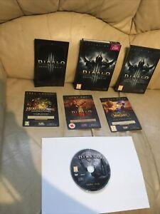 Diablo III - Reaper of Souls Expansion Set (Mac / PC Game)