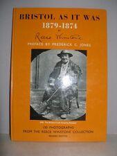 Bristol As It Was 1879-1874  - Reece Winstone