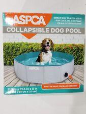"New ListingAspca 31.5"" Foldable Pet Bath Pool Collapsible Dog Pool Pet Bathing Tub For Do"