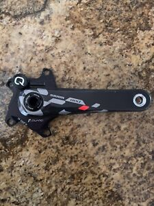 SRAM Quarq Power Meter 110BCD With SRAM Red 170mm Carbon Crank Arm, BB30