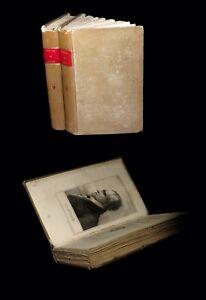 [ROMANTISME DEUTSCHLAND] GOETHE (Johann Wolfgang Von) - Mémoires. EO fr. 2/2.