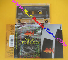MC COMPILATION NEW FRONTIERS 1993 David Byrne Ofra Haza Brian Eno   no cd lp