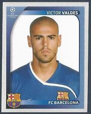 PANINI UEFA CHAMPIONS LEAGUE 2008-09- #095-BARCELONA-VICTOR VALDES