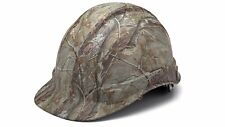 Pyramex Hp44119 Realtree Camouflage Hard Hat Cap Style Hunters