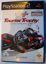 PS 2 - Tourist Trophy - The Real Riding Simulator - mit Verpackung + Anleitung