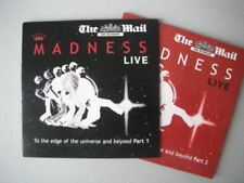 MADNESS - LIVE: TO THE EDGE OF THE UNIVERSE & BEYOND - PROMO 2 CD set (2006)