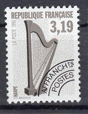 FRANCE TIMBRE   PREOBLITERE  N° 220  ** HARPE