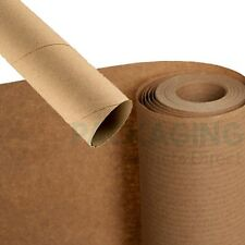 900mm x 100M Strong Brown Kraft Wrapping Paper 88gsm