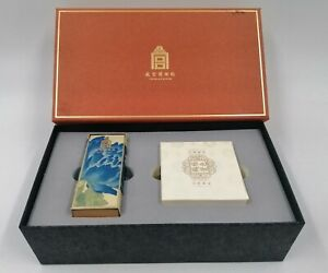 The Palace Museum - soap & fragrant scent box set - NEW & USED SEALED CONTENTS